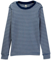 Tea Collection Maitens Striped Purity Tee (Toddler, Little Boys, & Big Boys)