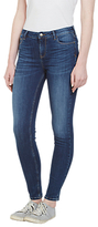 Fat Face Denim Super Skinny Jeans, Vintage Blue