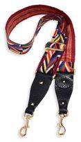 Valentino Garavani Native Couture Embroidered Guitar Handbag Strap