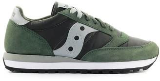 Saucony Jazz O Green Grey Sneaker