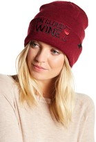 David & Young On Cloud Wine Fisherman Beanie