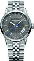 Raymond Weil Men's Automatic Grey Dial Analogue Display and Silver Stainless Steel Bracelet 2770 ST 60021