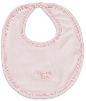 Harrods Pima Cotton Bib