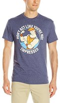 Disney Men's Hercules-Don't Act Like You're Not Impressed T-Shirt