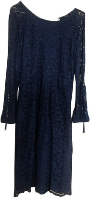 Juicy Couture Blue Lace Dress for Women