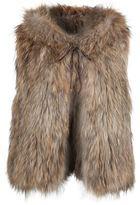 SET Fox Fur Gilet