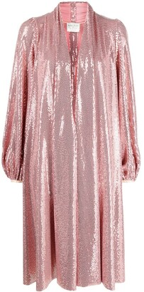 Forte Forte Sequin Oversized Coat