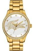 Lacoste Victoria Stainless Steel - Gold-Tone Women's watch