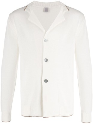 Eleventy Front Buttoned Cardigan