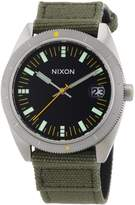 Nixon Men's Rover A3551089 Cloth Quartz Watch