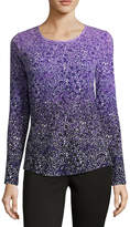 Liz Claiborne Long-Sleeve Thermal Tee