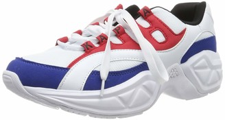 Kappa Unisex Adults Overton Low-Top Sneakers