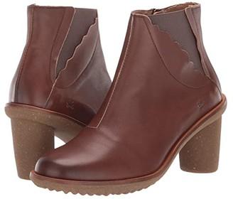 El Naturalista Trivia N5161 (Brown) Women's Shoes