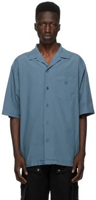 Kenzo Blue Casual Short Sleeve T-Shirt
