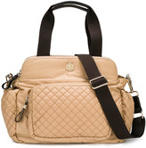Moncler quilted changing bag