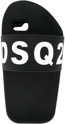 DSQUARED2 slipper iPhone 6/7 Plus case