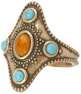 Lucky Brand Beaded Statement Ring