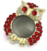 A-Z Collection Red Owl Pin