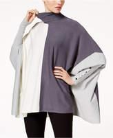 Alfani Petite Turtleneck Poncho, Created for Macy's