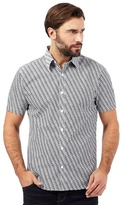 J By Jasper Conran White Geometric Print Shirt