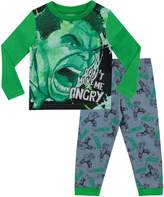 Marvel Boys' The Incredible Hulk Pajamas