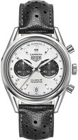 Tag Heuer CAR221A.FC6353 Carrera Calibre 18 stainless steel watch