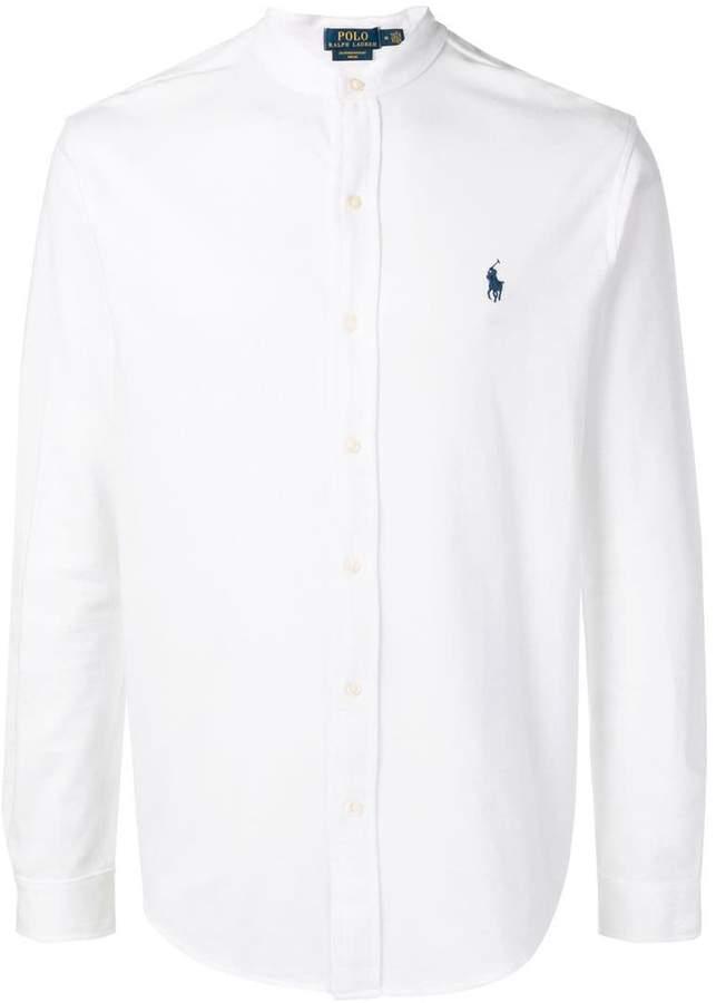 Polo Ralph Lauren Mandarin collar shirt