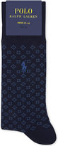 Polo Ralph Lauren Squares & Diamonds Fil D'ecosse Cotton Socks