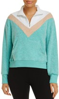 Wildfox Couture Soto Color-Block Sweatshirt