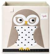 3 Sprouts Owl Storage Box