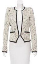 Barbara Bui Studded Tweed Jacket