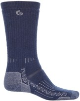 Point 6 Point6 Midweight Hiking Tech Socks - Merino Wool, Crew (For Men and Women)