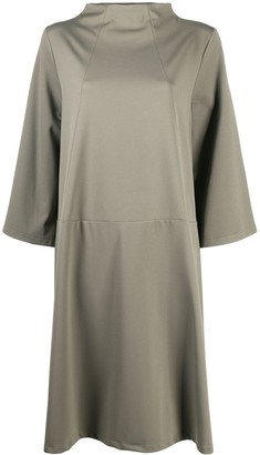Societe Anonyme Oversized Shift Dress