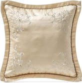 "Waterford Closeout! Copeland 16"" x 16"" Square Decorative Pillow Bedding"