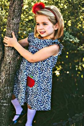 Dondolo Pinafore Apple Dress