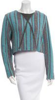 Thakoon Two-Tone Knit Sweater