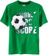 Old Navy Boys Sports-Ball Graphic Tees