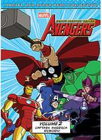 Disney Marvel's The Avengers: Captain America Reborn Volume 2 DVD