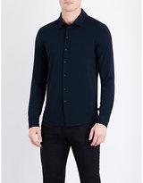 Armani Collezioni Regular-fit Jersey Shirt
