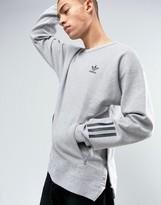 adidas Paris Pack Instinct Crew Neck Sweatshirt In Gray BK0515