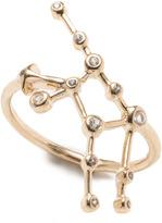 Lulu Frost Zodiacs Virgo + Earth Ring