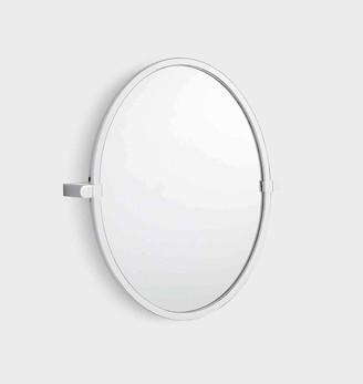 Rejuvenation Bowman Oval Pivot Mirror