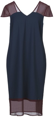 TRUSSARDI JEANS Knee-length dresses