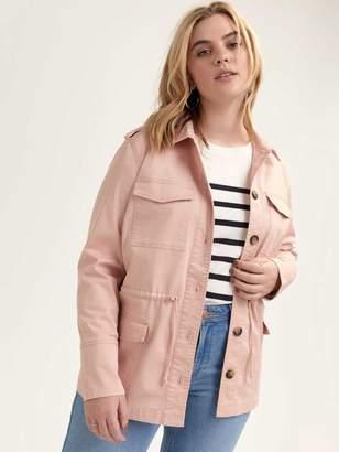 Pink Utility Jacket - L&L