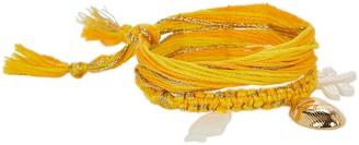 Aurelie Bidermann Honolulu Wrap Bracelet
