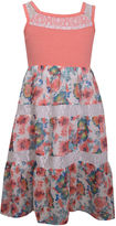 Bonnie Jean Sleeveless Maxi Dress - Preschool Girls