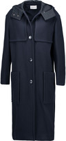 Etoile Isabel Marant Denny wool-blend hooded coat