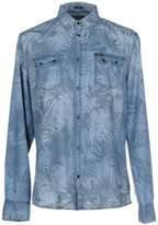 GUESS Denim shirts - Item 38659238
