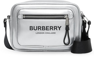 Burberry Metallic Crossbody Bag