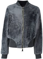 Drome textured bomber jacket